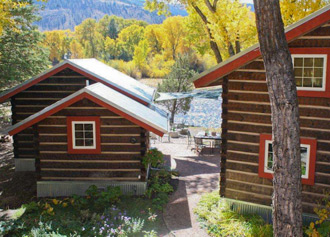ross rentals hot rates springs colorado major cabins cabin in dunton